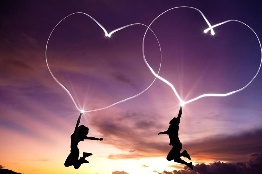 Как красиво признаться девушке в любви?