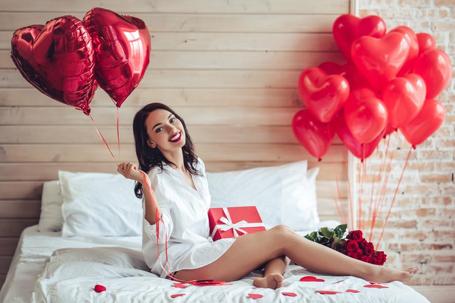 Как красиво признаться на День святого Валентина?