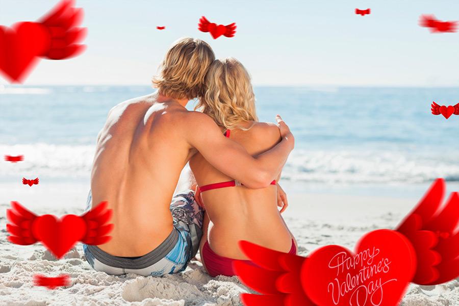 Признание в любви для девушки на День святого Валентина