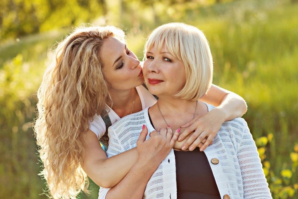 Наталья поздравляет тебя, Мама!