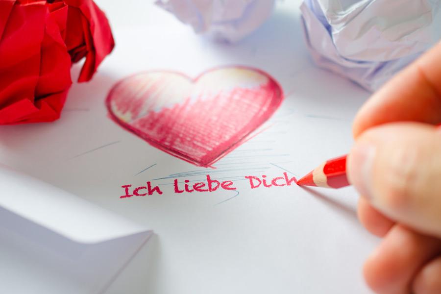 Письмо любимому мужчине