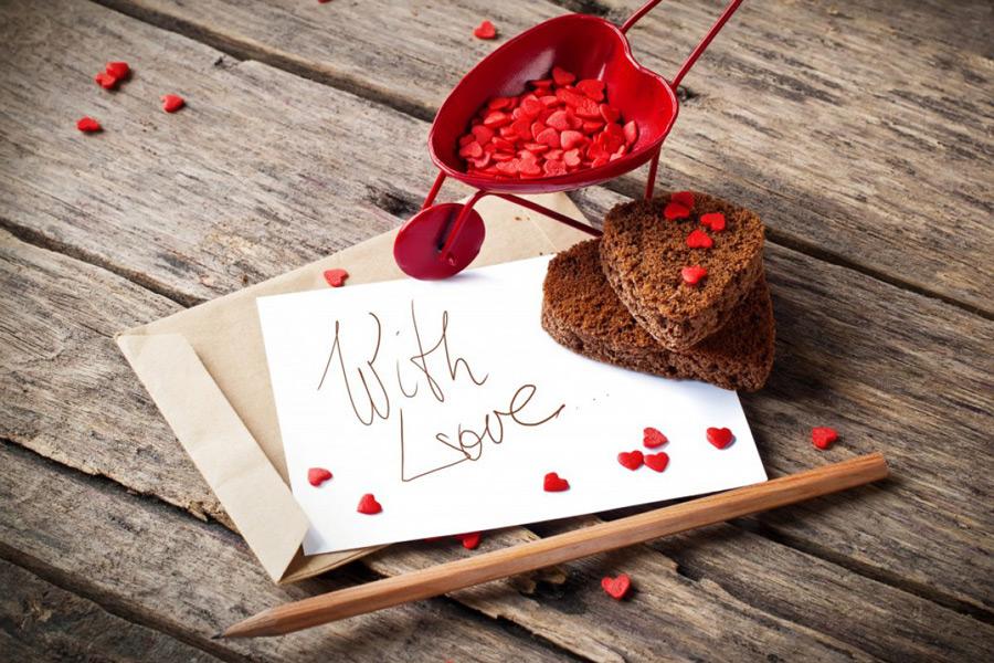 Короткие письма-признания любимому парню