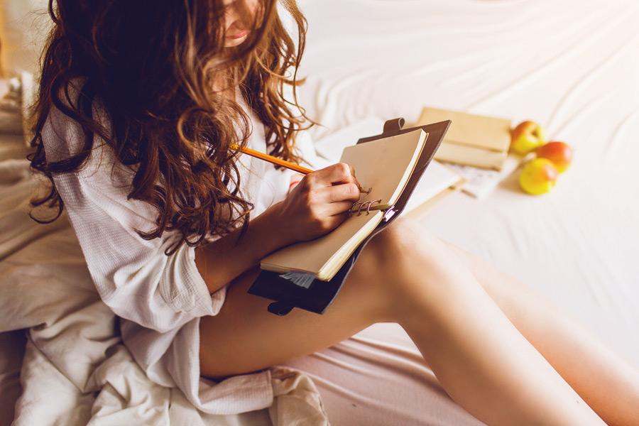 Как написать красивое письмо любимому мужчине?